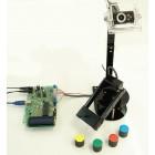 ربات بازو به همراه نرم افزار پردازش تصویر مدل NAR130