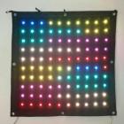 پرده ال ای دی با پیکسل RGB (مالتی کالر)