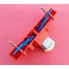 گیربکس پلاستیکی دو خروجی (دو شفت) با موتور