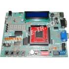 برد آموزشی CPLD های XC95288XL) XILINX) از سری 9500 مدل NSK105