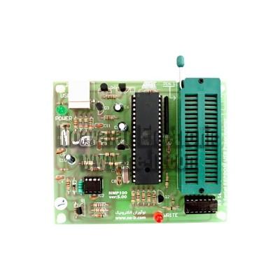 پروگرامر USB میکروکنترلرهای 8051 و حافظه های سریال AT24XX , AT93XX