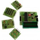 پروژه های عملی با میکروکنترلر AVR ATMEGA32A مدل NMP200